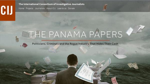 Hồ sơ Panama - Sputnik Việt Nam