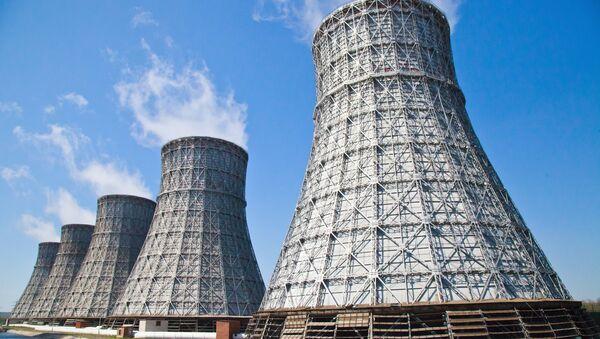 Nhà máy điện hạt nhân - Sputnik Việt Nam
