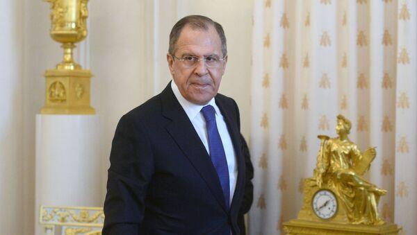 Sergey Lavrov - Sputnik Việt Nam