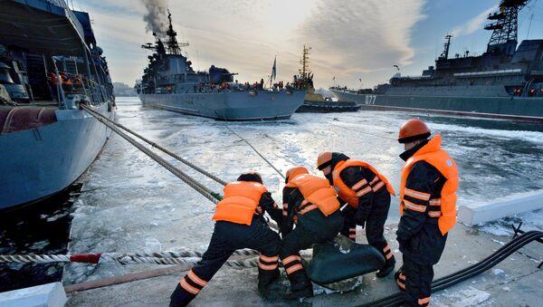 khu vực hải cảng tự do Vladivostok - Sputnik Việt Nam