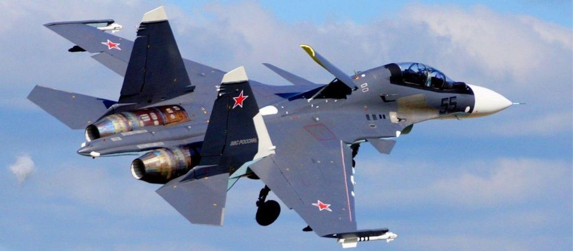 Su-35  - Sputnik Việt Nam, 1920, 02.03.2021