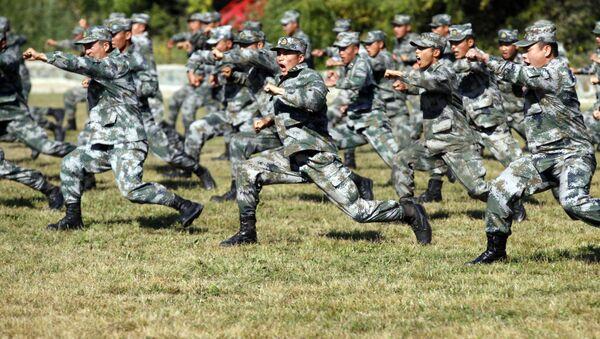 quân đội Trung Quốc - Sputnik Việt Nam