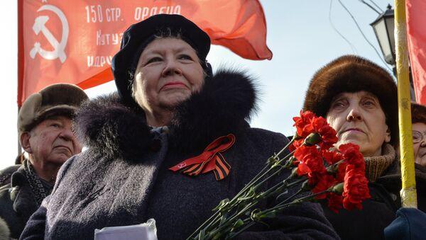 Cộng sản Nga - Sputnik Việt Nam