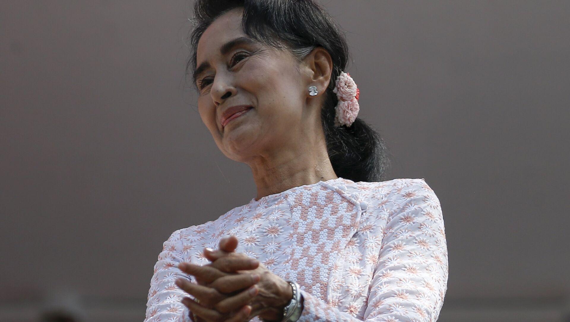 Aung San Suu Kyi - Sputnik Việt Nam, 1920, 21.05.2021