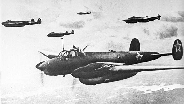 Pe-2 - Sputnik Việt Nam