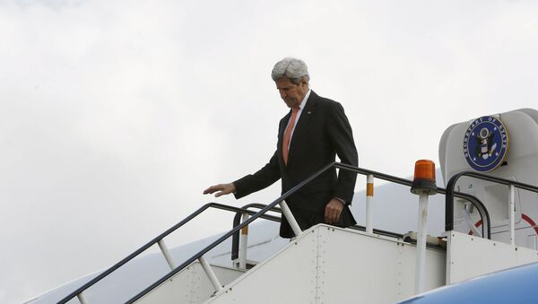 Ngoại trưởng Hoa Kỳ John Kerry - Sputnik Việt Nam