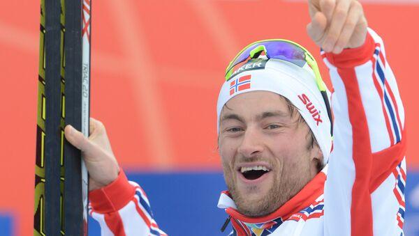Vận động viên trượt tuyết người Na Uy Petter Northug - Sputnik Việt Nam