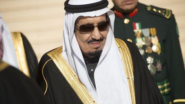 Quốc vương Saudi Arabia Salman bin Abdul-Aziz Al Saud - Sputnik Việt Nam