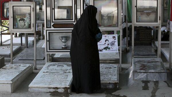 """Nghĩa trang Tehran Behesht-e Zahra"""" - Sputnik Việt Nam"""