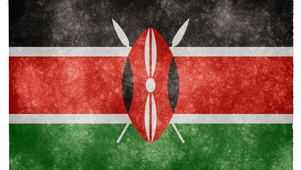 Quốc kỳ Kenya - Sputnik Việt Nam
