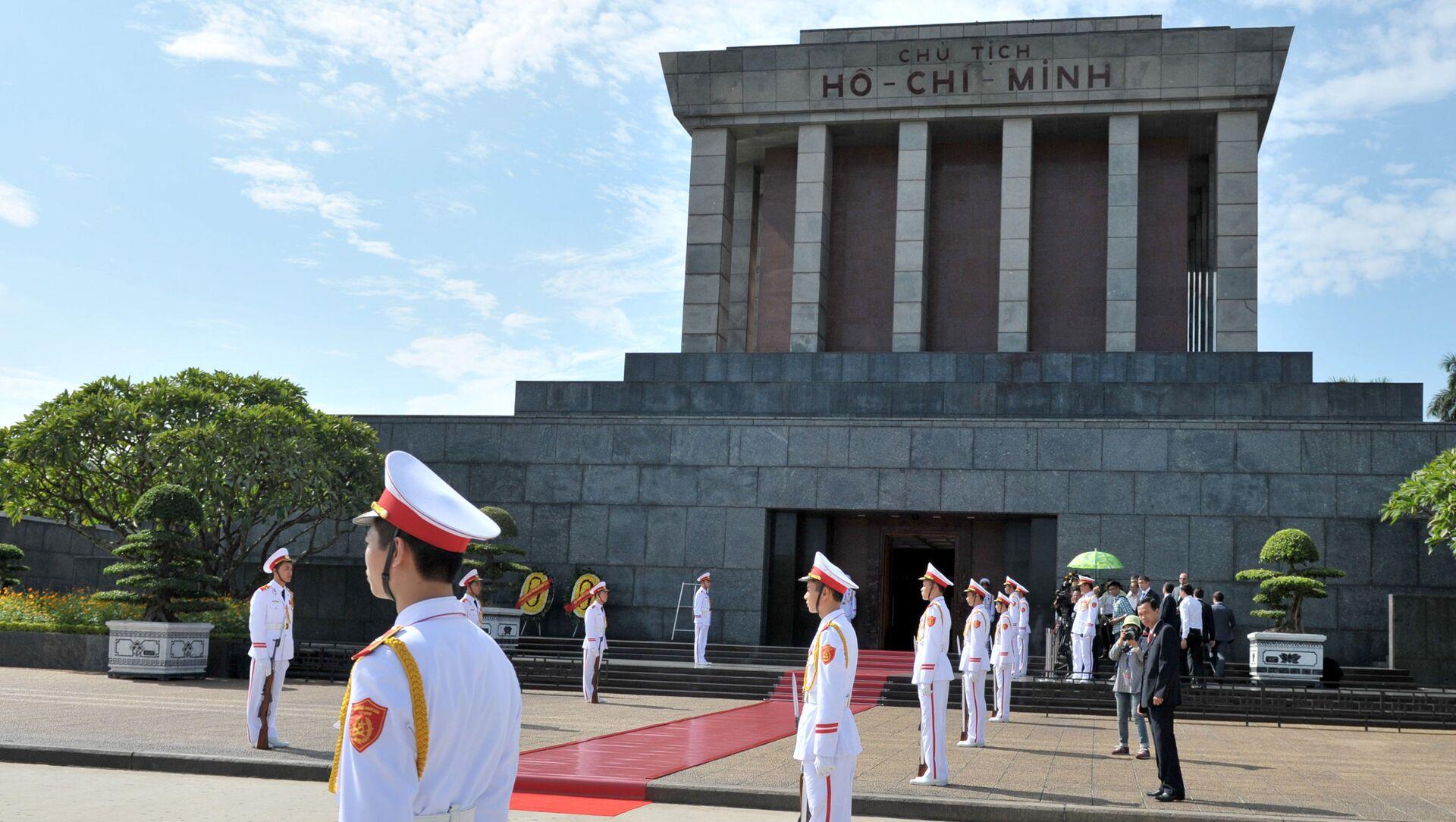 Lăng Chủ tịch Hồ Chí Minh - Sputnik Việt Nam, 1920, 16.03.2021