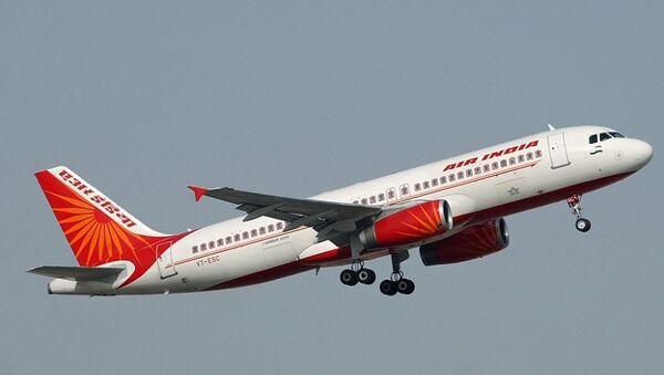 Máy bay của hãng hàng không Air India - Sputnik Việt Nam