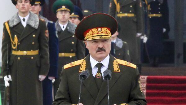 Alexander Lukashenko - Sputnik Việt Nam