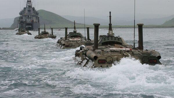 Hải quân Nga tổ chức tập trận - Sputnik Việt Nam
