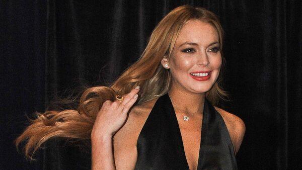 Lindsay Lohan - Sputnik Việt Nam
