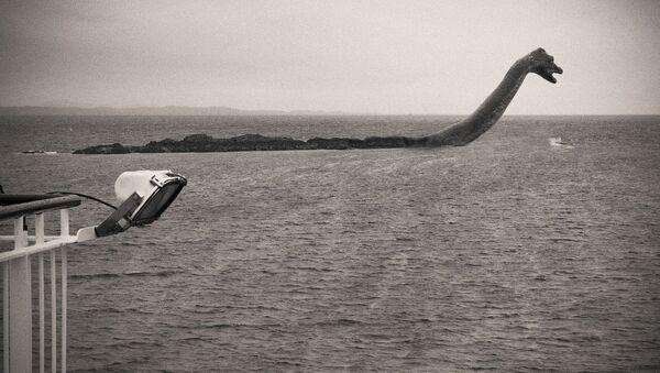 quái vật Loch Ness - Sputnik Việt Nam