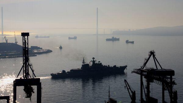 Hạm đội Thái Bình Dương - Sputnik Việt Nam