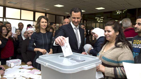 Bashar al-Assad - Sputnik Việt Nam