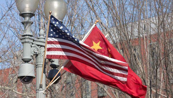 Vụ bê bối gián điệp Trung Quốc ở Mỹ - Sputnik Việt Nam