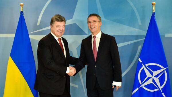 Ukraina muốn trở thành thành viên NATO - Sputnik Việt Nam