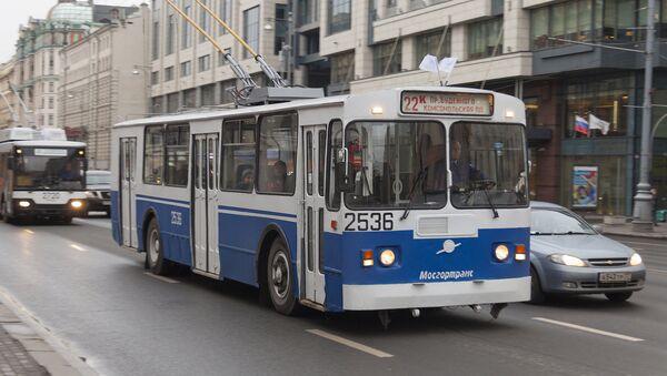 Trollebus - Sputnik Việt Nam