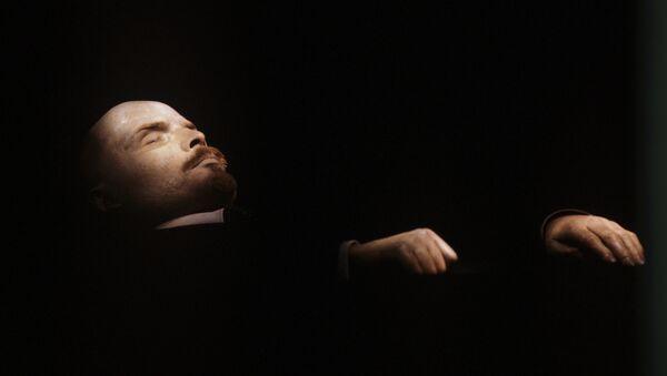 Thi hài Vladimir Lenin - Sputnik Việt Nam