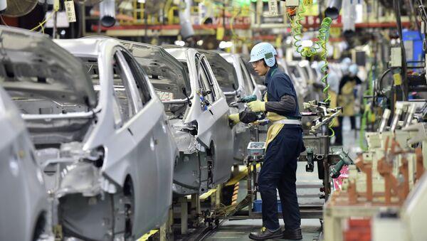 Nhà máy Toyota - Sputnik Việt Nam