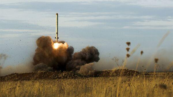 """Cuộc phóng tên lửa hành trình """"Iskander-M"""" - Sputnik Việt Nam"""
