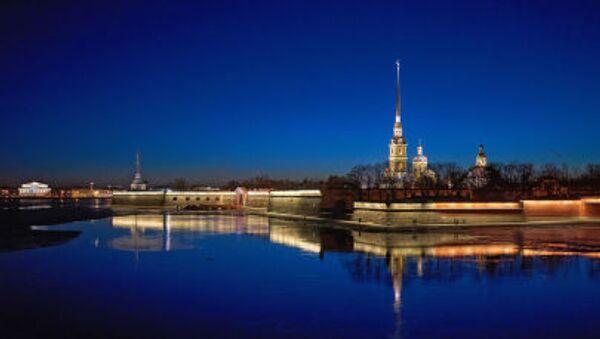 Pháo đài Peter & Paul ở St. Petersburg - Sputnik Việt Nam
