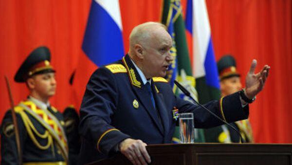 Alexander Bastrykin, người đứng đầu Ủy ban Điều tra - Sputnik Việt Nam
