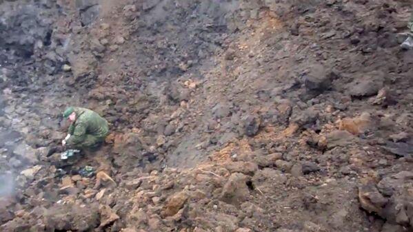 Vị trí mục tiêu của Iskander-M ở Kapustin Yar, tỉnh Astrakhan - Sputnik Việt Nam