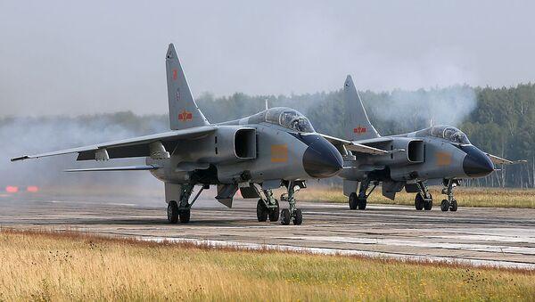 Máy bay FBC-1 của Trung Quốc - Sputnik Việt Nam