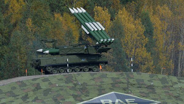 hệ thống phòng không Buk-M2 - Sputnik Việt Nam