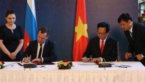 FTA giữa Việt Nam và EAEU - Sputnik Việt Nam