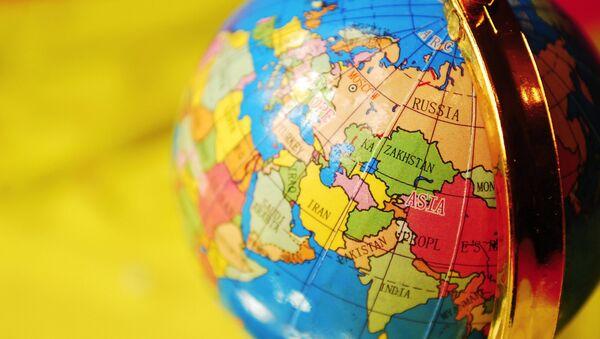 quả địa cầu - Sputnik Việt Nam