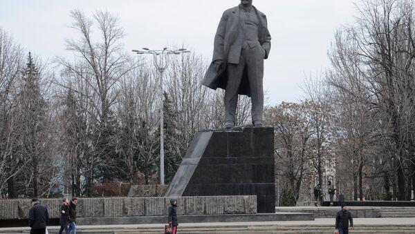 tượng Lenin - Sputnik Việt Nam