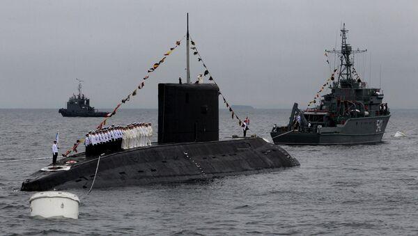 tàu ngầm của Nga - Sputnik Việt Nam