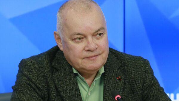 """Dmitry Kiselev Tổng Giám đốc Hãng thông tấn quốc tế """"Rossiya Segodnya"""" - Sputnik Việt Nam"""