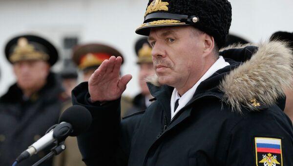 Trưởng tư lệnh Hạm đội Biển Đen của Nga Alexander Vitko - Sputnik Việt Nam