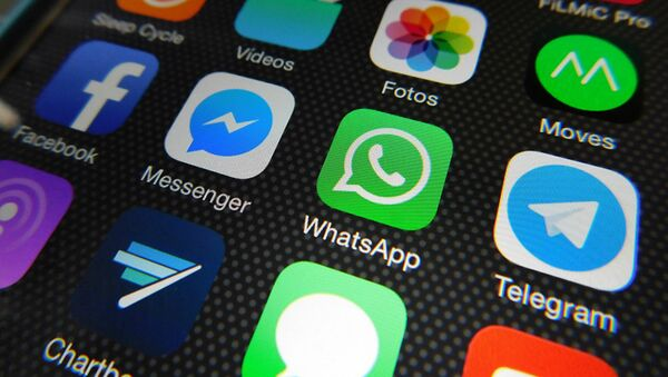Whatsapp, Facebook Messenger, Telegram, Messages - Sputnik Việt Nam