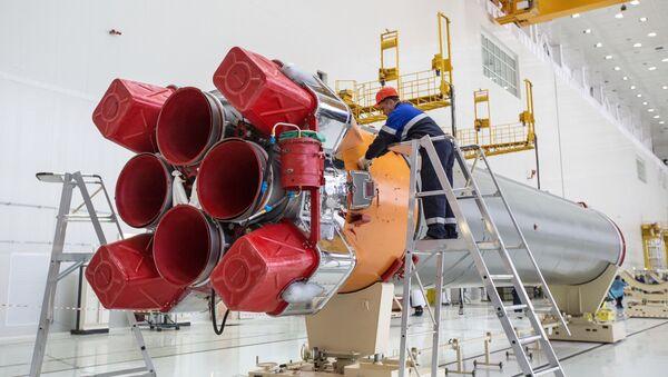 Tên lửa đẩy Soyuz-2 - Sputnik Việt Nam