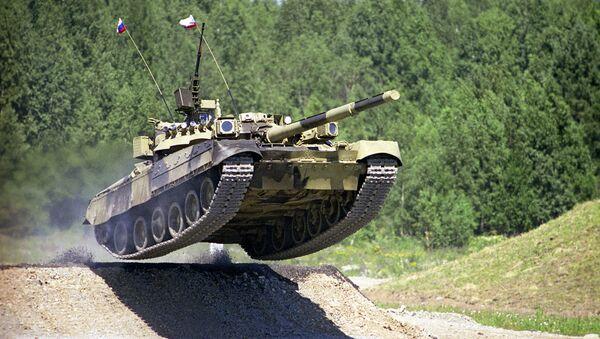 """Xe tăng bay"" T-80 - Sputnik Việt Nam"