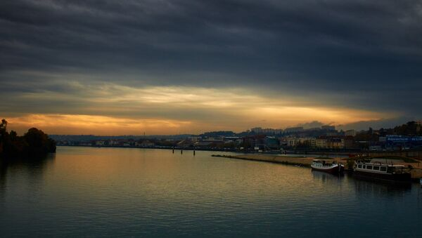 Sông Rona - Sputnik Việt Nam
