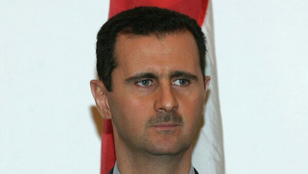 Bashar Assad - Sputnik Việt Nam