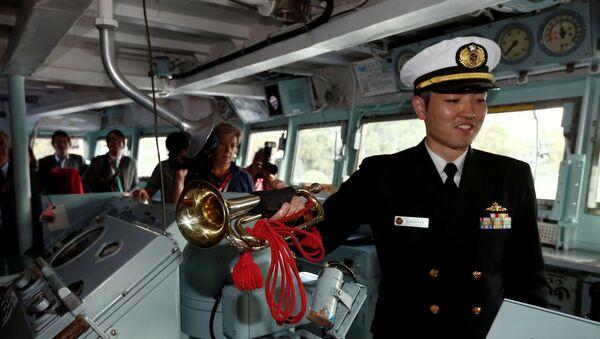 Thủy thủ Nhật Bản - Sputnik Việt Nam