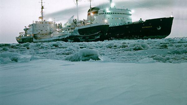 Tàu phá băng mới Murmansk - Sputnik Việt Nam