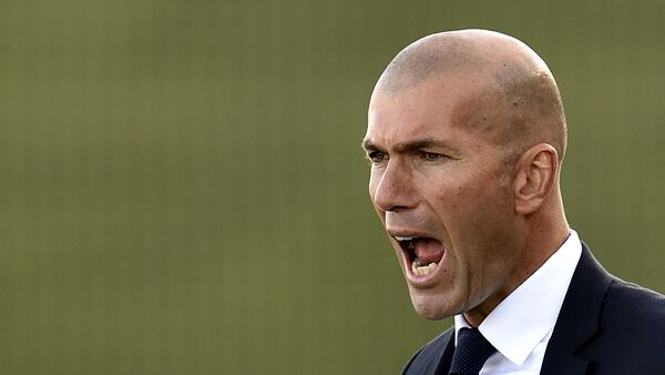Zinedine Zidane - Sputnik Việt Nam