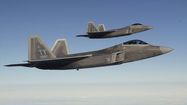 F-22 Raptor - Sputnik Việt Nam