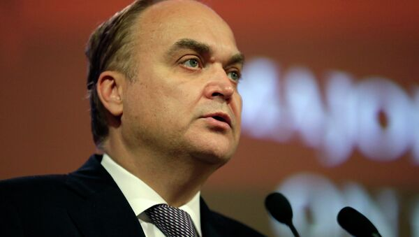 Thứ trưởng Quốc phòng Nga Anatoly Antonov - Sputnik Việt Nam