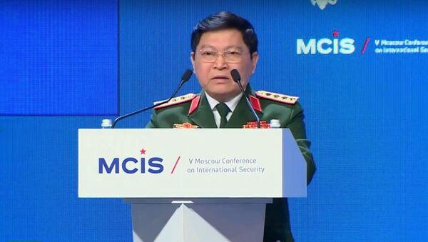 Bộ trưởng Quốc phòng Việt Nam Ngô Xuân Lịch - Sputnik Việt Nam